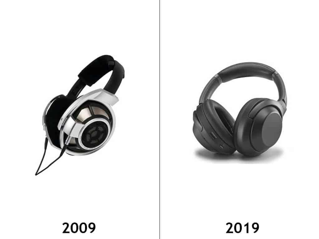 Technology 10 Year Challenge