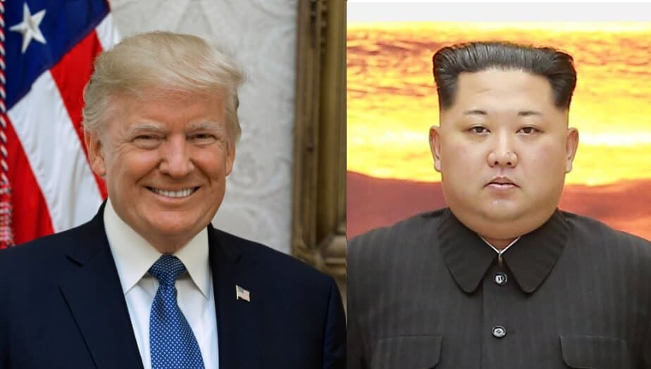 #TrumpKimSummit – Air Force One & The Beast