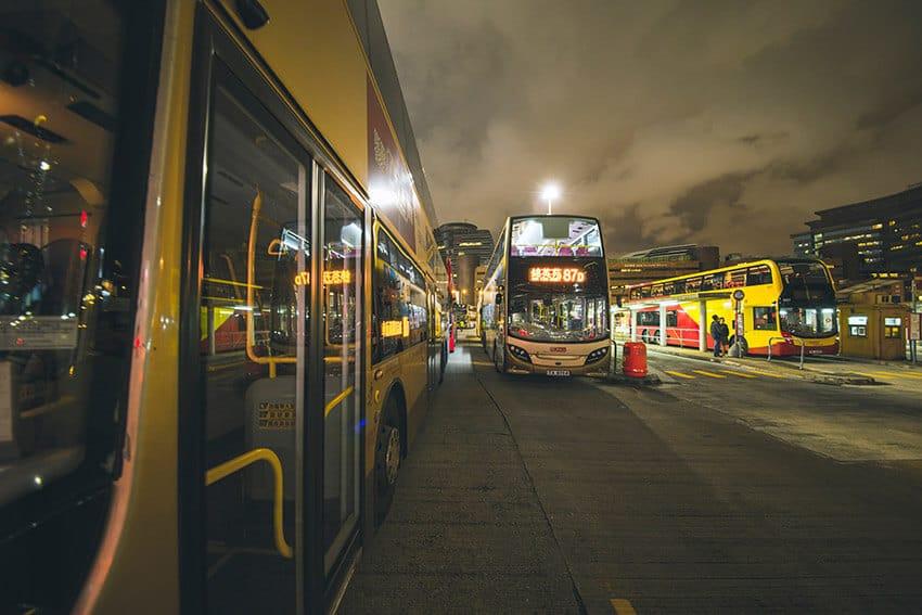 AI on Public Transportation