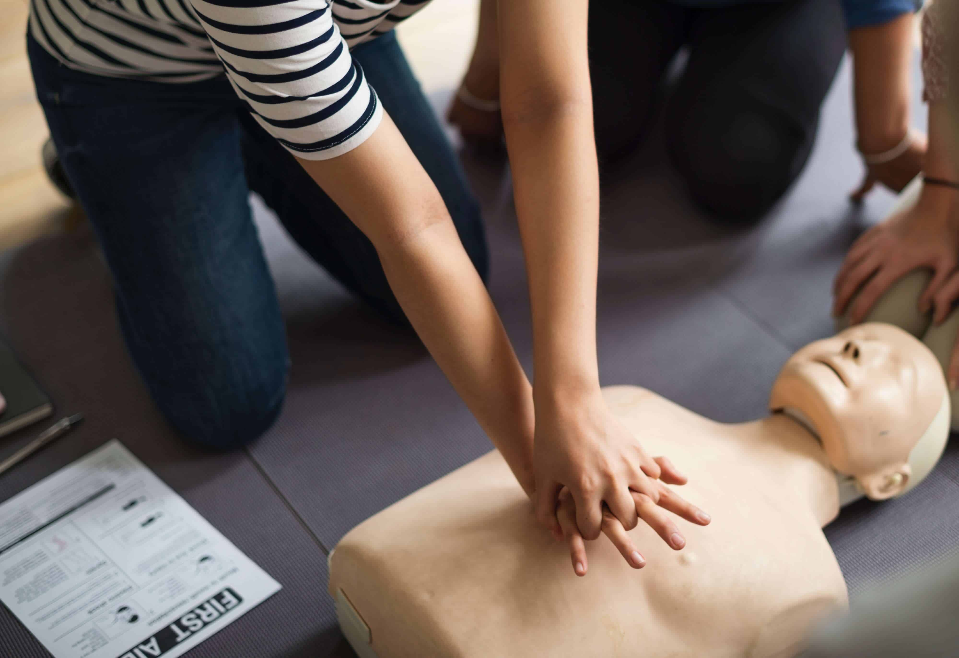 My long overdue first aid training