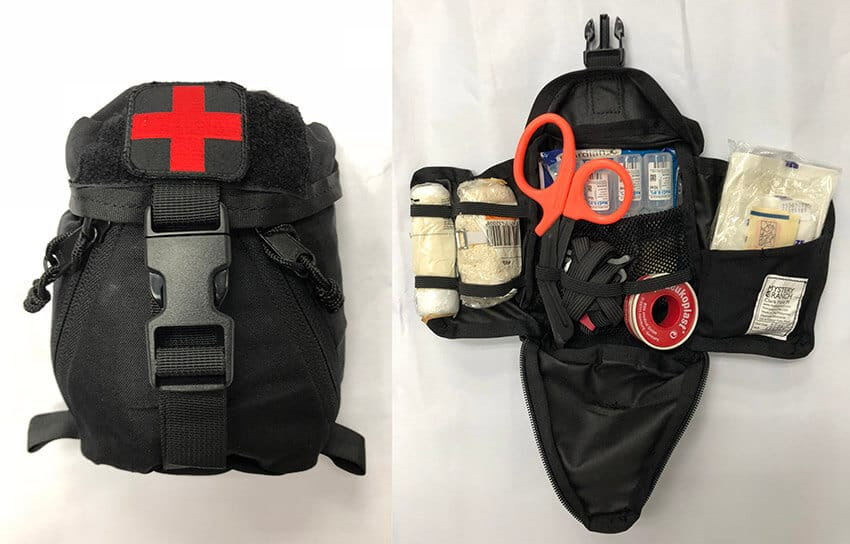 First aid kits and first aid training in today's urban world